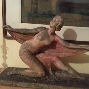 Art Deco Style Figure