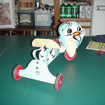 Duck Ride-on toy