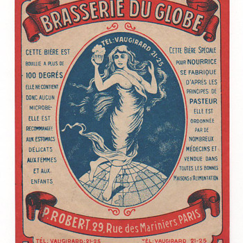 Brasserie du Globe - Paris (France)