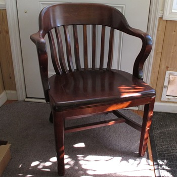 Nice Sikes Company Chair, Not sure of what era