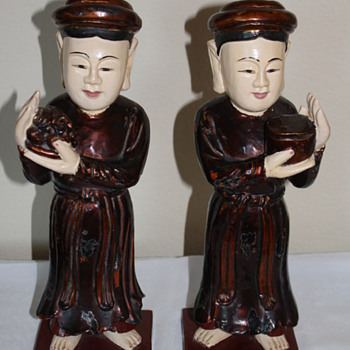 Cute Monks