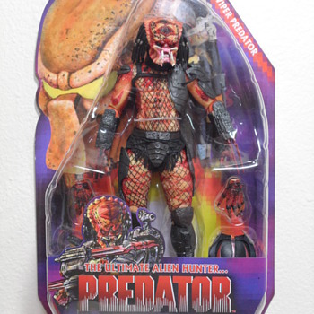 Predator Action Figure ~ Viper Predator