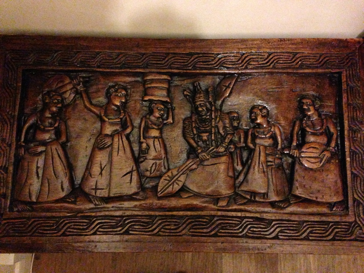 Hand carved wooden panels collectors weekly