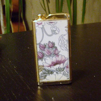 Vintage Japanese Perfume Spritzer