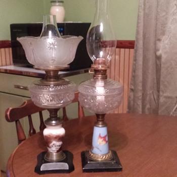 Composite oil lamps - Lamps