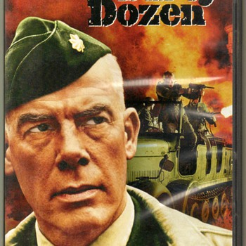 """The Dirty Dozen"" DVD - Lee Marvin - Movies"
