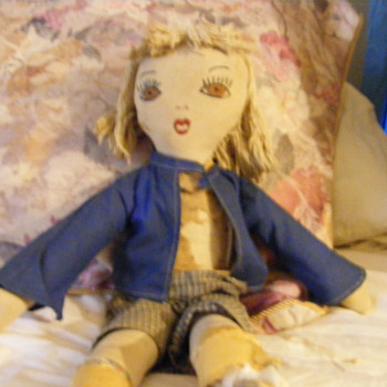 My Grandmother's Doll - Dolls