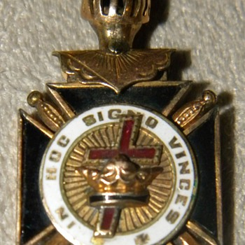 Royal Arch Mason Medallion