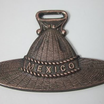 1916 Mexican Border War Call to Colors Watch Fob