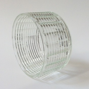 Cut Glass Planter/Pot