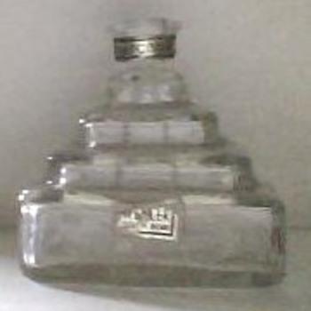 Vintage Perfume Bottle - Bottles