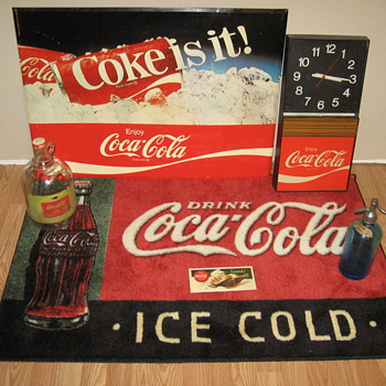New finds - Coca-Cola