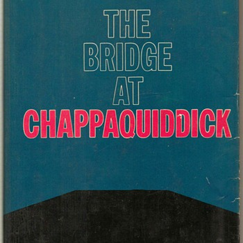 """The Bridge at Chappaquiddick"" by Jack Olsen - Books"