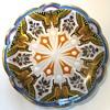 2 Glass Plates Fachschule Haida/Steinschoenau 1920 Bohemia