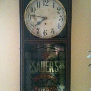 store clock
