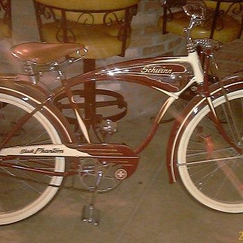 3 Vintage Bicycles