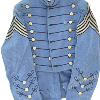 Late 1930&#039;s Virginia Military Institute dress uniform - Military and Wartime