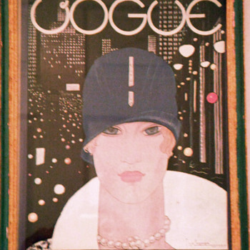 Classic Vogue - Paper