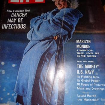 LIFE magazine, August 15, 1960.