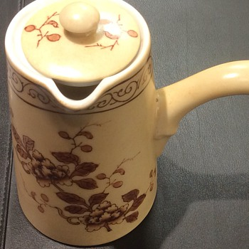 Oriental tea pot ? - China and Dinnerware