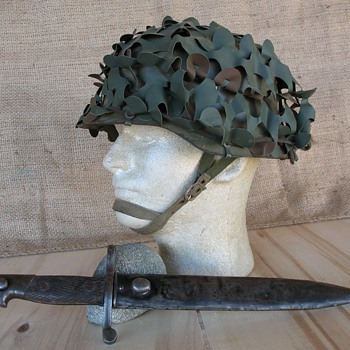 Spanish M42/79 Steel Helmet