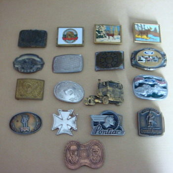 Buckle collection