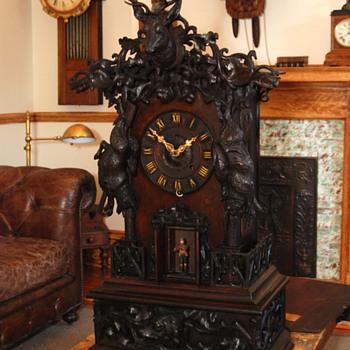 Emilian Wehrle 8-pipe Flute Clock - Clocks