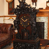 Emilian Wehrle 8-pipe Flute Clock