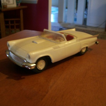 1957 T-Bird Promo