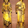 Five Oriental Figures by Action Enterprises