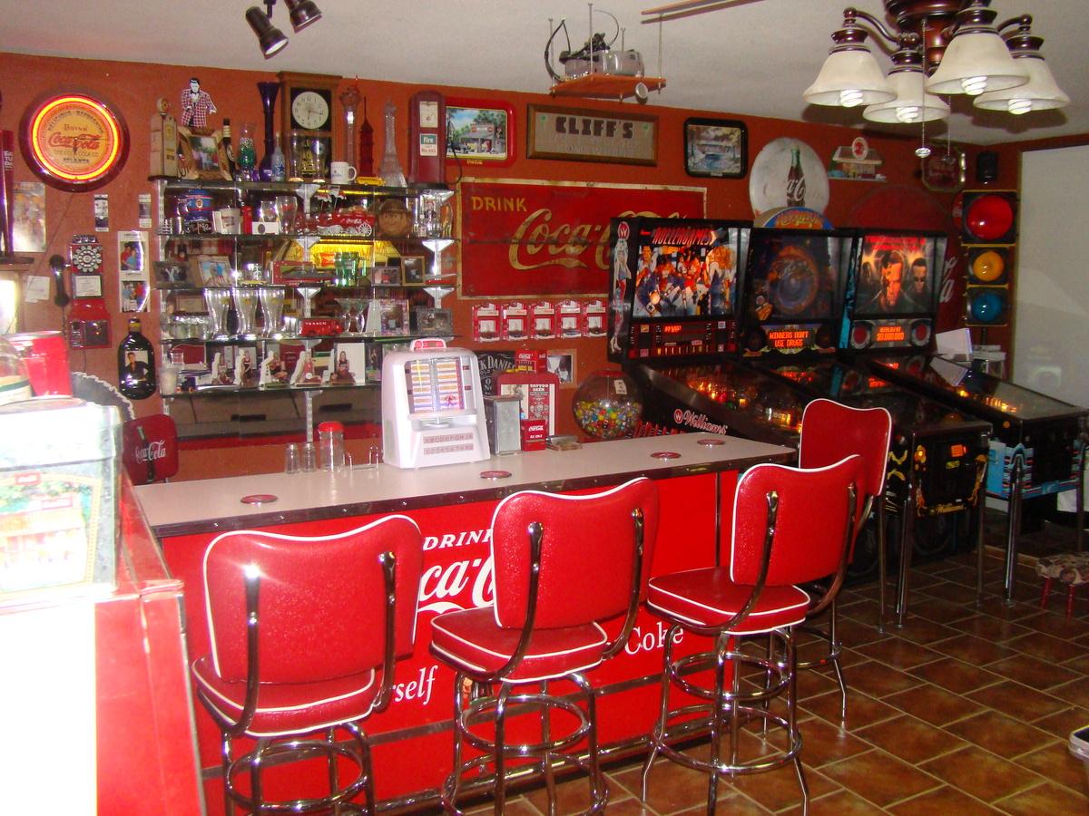 Coke Cola Bar Collectors Weekly
