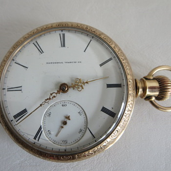 National Watch Co. - Pocket Watches