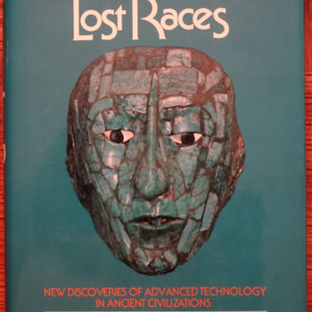 Secrets of the Lost Races by Rene Noorbergen - Books