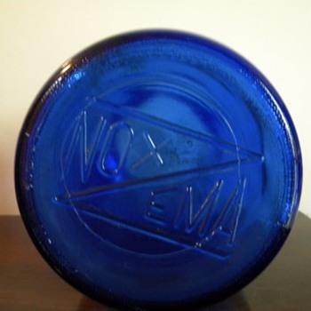 Old Noxzema bottle