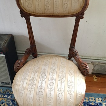 Inherited antique chairs  - Furniture