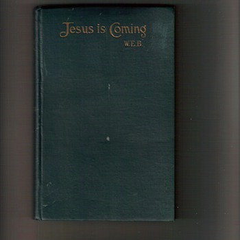 Jesus is Coming W.E.B. - Books