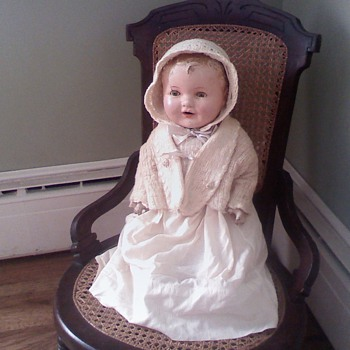 Antique doll - Dolls