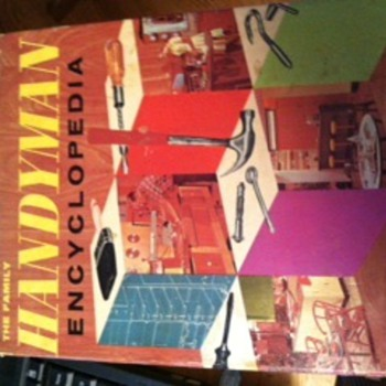 the family handyman encyclopedia   the do-it-yourself guide - Books
