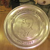 jfk plate from his estate