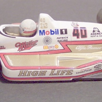 Onyx 1/43 scale Indy cars