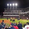 MY FIRST WORLD SERIES GAME!
