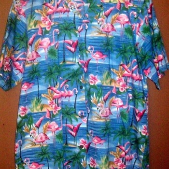 Hawiian Shirts Collectible??--This one is!  Check it out.