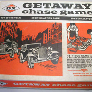 DX Getaway Chase Game - Games
