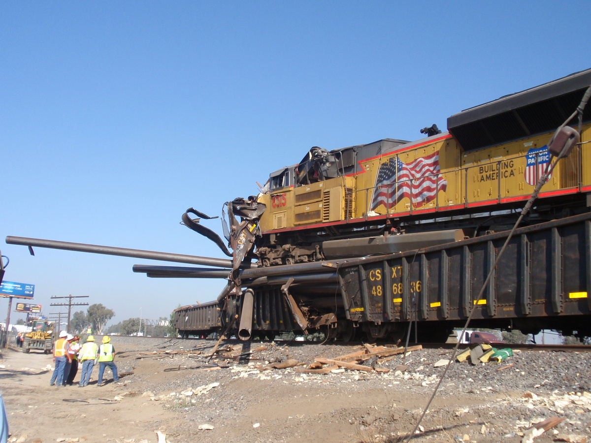 Modelling train wrecks | Model Railroad Hobbyist magazine  |Rail Road Train Wreck