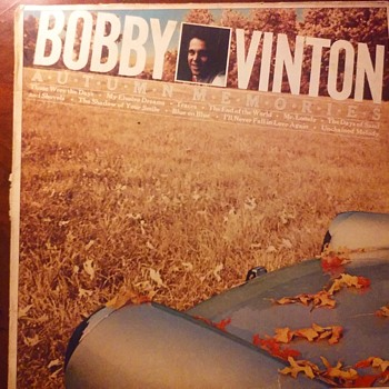 Mr. Bobby Vinton - Records