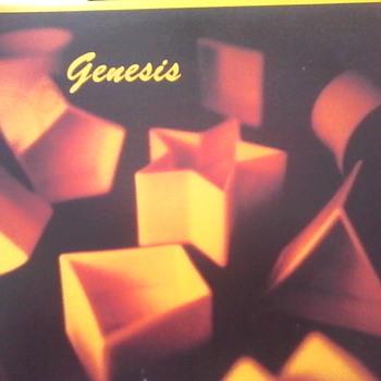 "Genisis "" Genisis"""