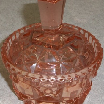 Candy Dish? - Glassware