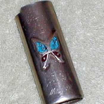"""Butterfly"" Lighter Holder for Bic Disposables"