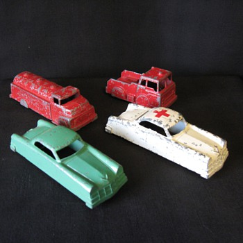 1930S OR1940S  MIDGETOY -USA (4 ITEMS) - Model Cars