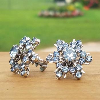 Coro Earrings - Costume Jewelry